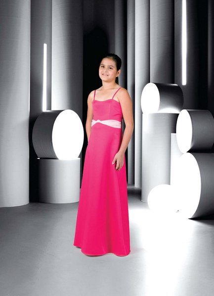 DaVinci Junior Bridesmaid Style #9206