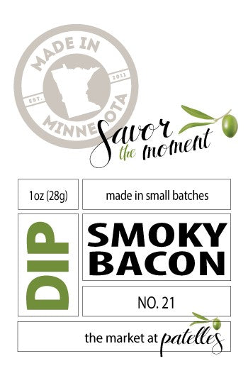 Dip-Smoky Bacon No. 21
