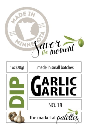 Dip-Garlic Garlic No. 18