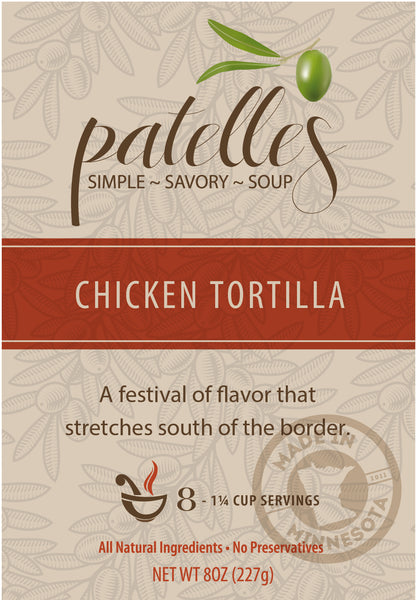 Soup - Chicken Tortilla Zuppa