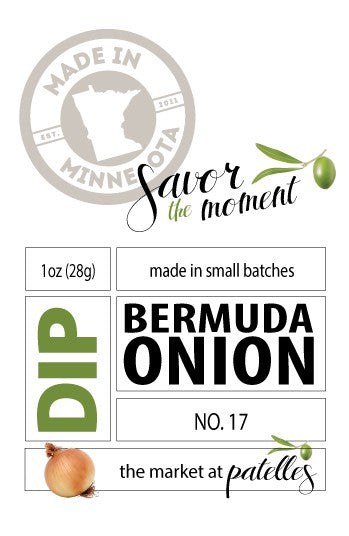 Dip-Bermuda Onion No. 17