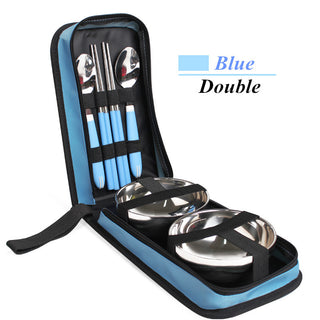 Portable Outdoor Tableware Sets