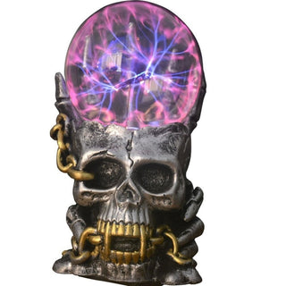 Magic Night ! Skull Form Plasma Sphere
