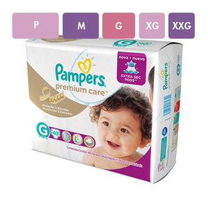 Pampers Confort Sec Assinatura