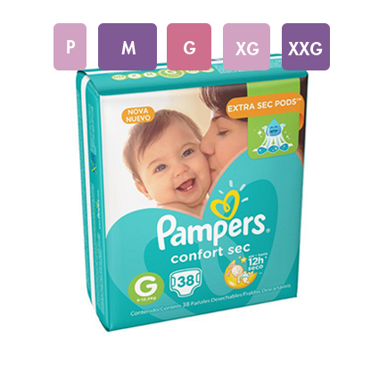 Pampers Premium Care Assinatura