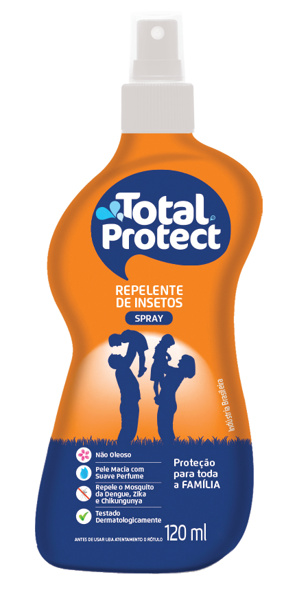 Repelente Total Protect
