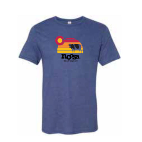 Colorado cow t-shirt