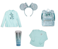 Arendelle Aqua Collection