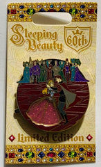Sleeping Beauty Disney Pins