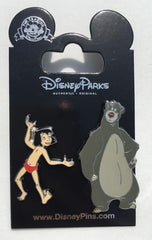The Jungle Book Disney Pins