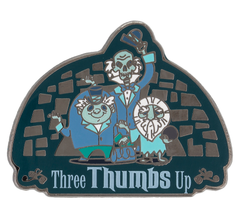 Haunted Mansion Disney Pins
