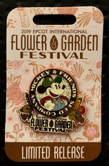 2019 Epcot Flower and Garden Festival
