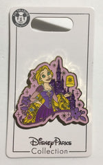 Tangled Disney Pins