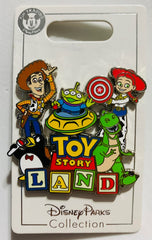 Toy Story Disney Pins
