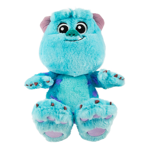 "10"" Big Feet Sulley Disney Plush Doll"