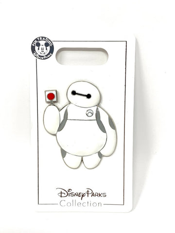 3D Baymax Big Hero 6 Disney Pin