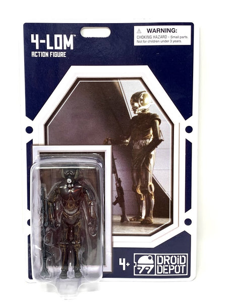 4-LOM Droid Depot Star Wars Galaxy's Edge Action Figure