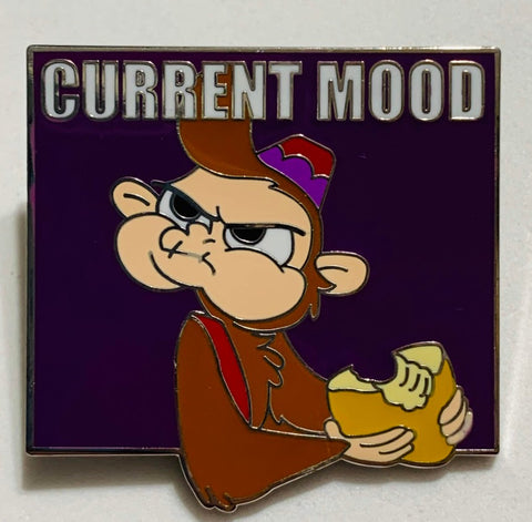 Abu Current Mood Mystery Disney Pin