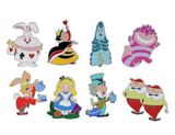 Alice in Wonderland Mystery Disney Pins