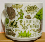 Animal Kingdom Starbucks Been There Series Coffee Mug