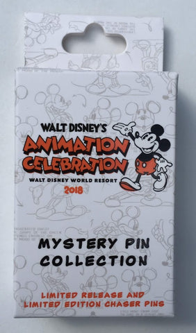 Walt Disney Animated Shorts Animation Celebration Event Mystery Disney Pin Pack