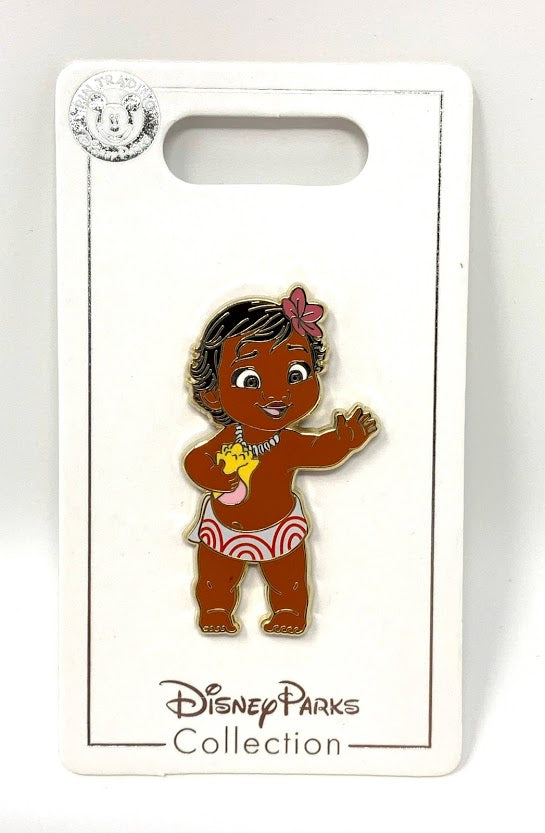 Baby Moana Disney Pin