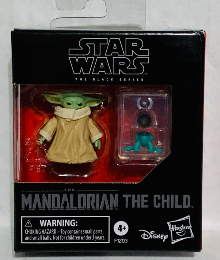 The Child Baby Yoda The Mandalorian Star Wars The Black Series Action Figure