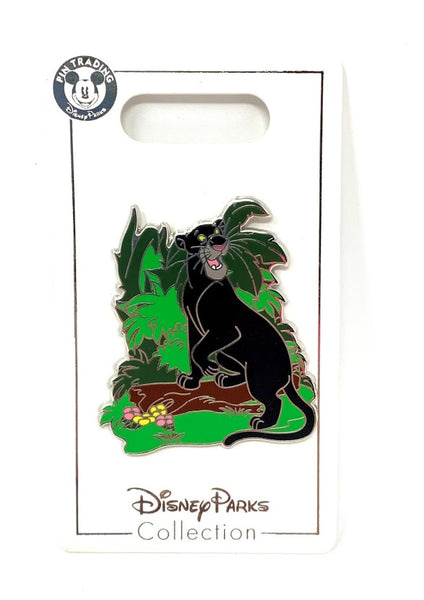 Bagheera from The Jungle Book Disney Pin