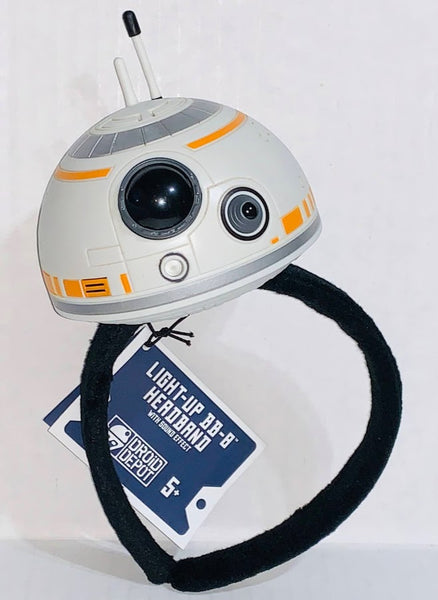 BB-8 Star Wars Light Up Headband