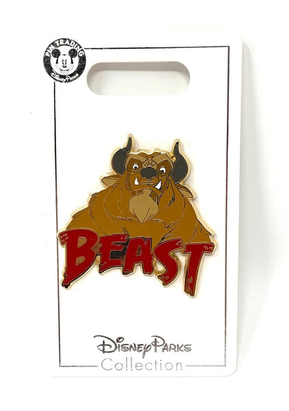 Beast from Beauty and the Beast Disney Pin