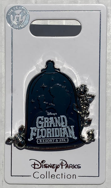 Beauty and the Beast Grand Floridian Resort Disney Pin