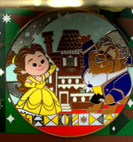 Belle and Beast Grand Floridian Resort 2020 Gingerbread Disney Pin