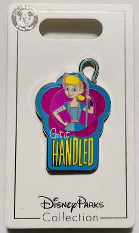 Bo Peep Got It Handled Toy Story 4 Disney Pin