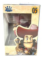 Captain Hook at Peter Pan's Flight Attraction Disneyland 65th Anniversary Funko Minis Figure