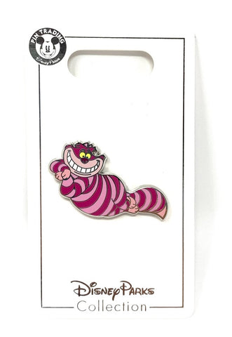 Cheshire Cat Alice in Wonderland Disney Pin