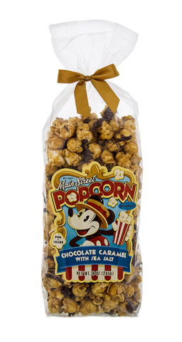 Chocolate Caramel Disney Main Street Popcorn