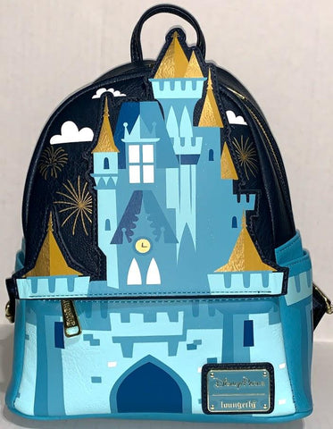Cinderella Castle Disney Loungefly Backpack