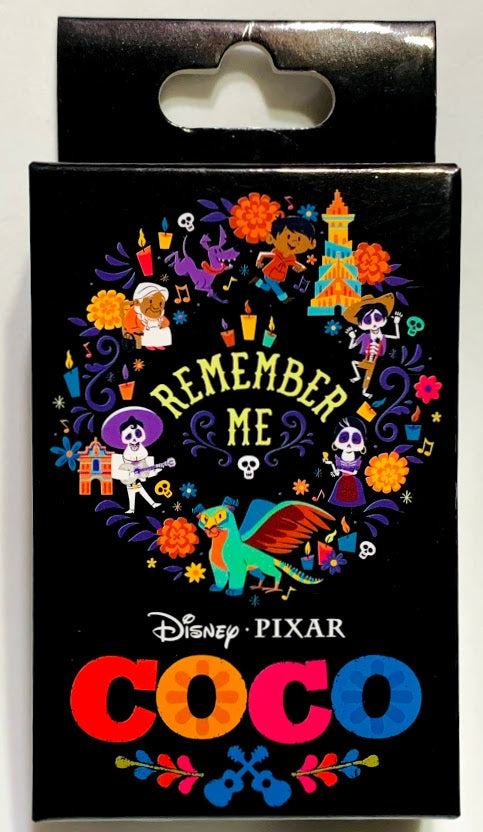 Coco Mystery Disney Pin Pack