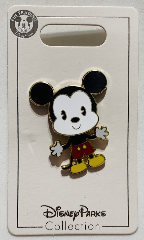 Mickey Mouse Cutie Disney Pin