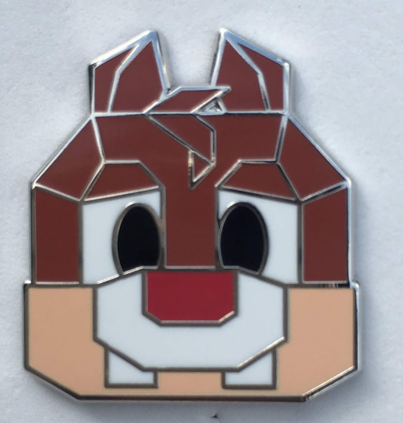 Dale Origami Mystery Disney Pin