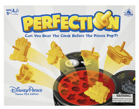 Disney Parks Perfection Board Game