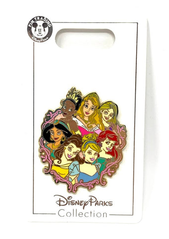 Disney Princess Group Pin