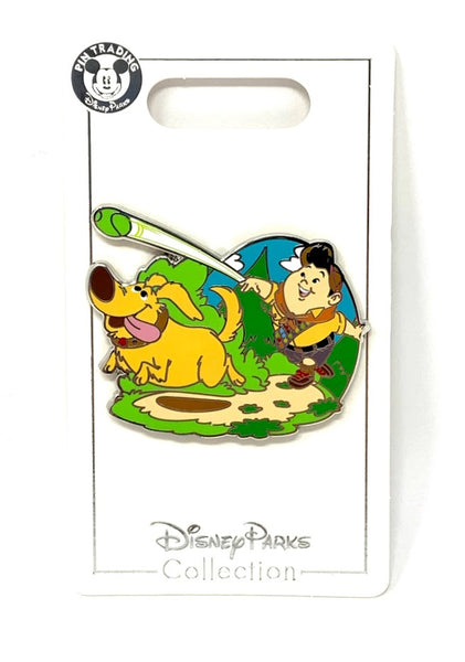 Dug and Russel Up Disney Pin