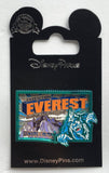 Expedition Everest Beware of the Yeti Disney Pin