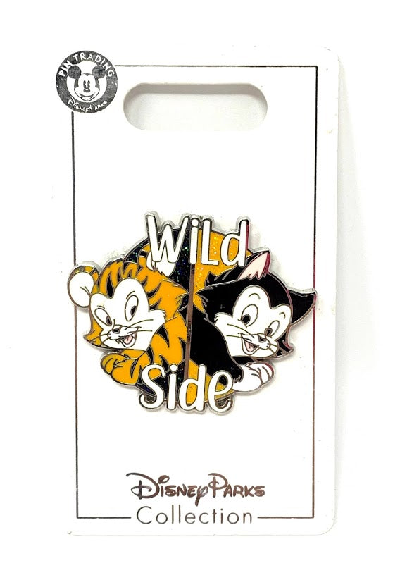 Figaro Wild Side Disney Pin