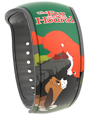 The Fox and the Hound Disney Magic Band 2.0