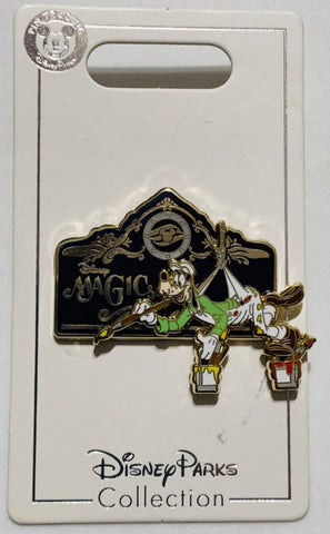 Goofy Disney Magic Disney Cruise Line Pin