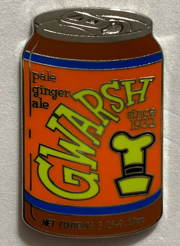 Goofy Gwarsh Delicious Drinks Mystery Disney Pin