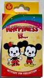 Happiness Is Mystery Disney Pin Pack