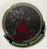 Frights Haunted Mansion Mystery Disney Pin